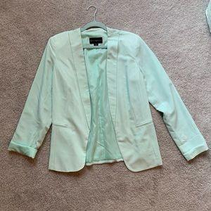 Metaphor Mint open Blazer Jacket